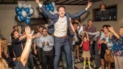 VIDEO: Monsterscore voor jongste burgemeester van het land, Francesco Vanderjeugd stijgt +30% in Staden