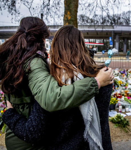 'We moeten onze woede en verdriet omzetten in iets goeds'