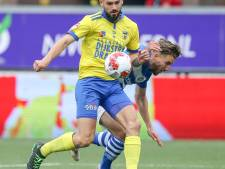 Matthew Steenvoorden staat vanavond voor mogelijk debuut bij HNK Gorica: 'Gek zo ver van huis te zijn'