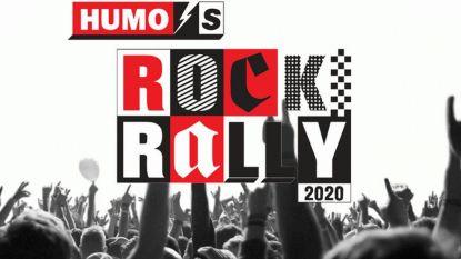 Nieuwe data voor Rock Rally van Humo