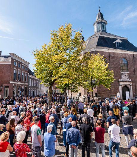 Blije gezichten in Ravenstein: 'We mogen heel tevreden zijn met deze uitkomst voor de Luciakerk'