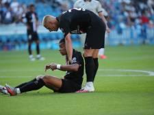 Bakker speelt uur bij eerste wedstrijd PSG in vier maanden