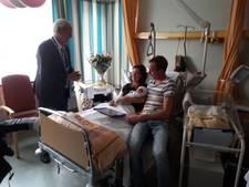Duizendste digitale geboorteaangifte vanuit het ziekenhuis in Goes