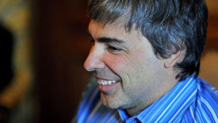 Larry Page. EPA Beeld
