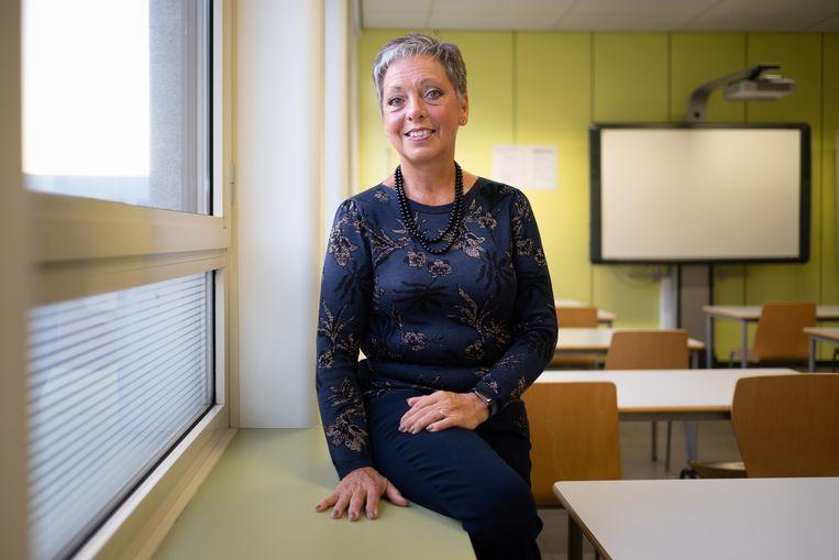 MECHELEN Sonja Schueremans gaf 40 jaar les aan het Scheppersinstituut