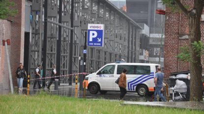 Dok Noord even ontruimd na bommelding