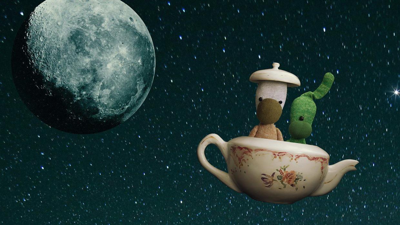 Artis de Partis in het Planetarium Beeld Bianca Pilet