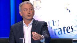 """Degryse ziet het somber in: """"De beste Hazard op het EK, dat zou een mirakel zijn"""""""