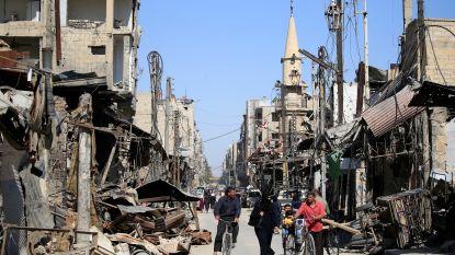 """""""OPCW-experten hebben onderzoek naar gifgasaanval in Douma afgerond"""""""