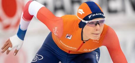LIVE | Bomvolle schaatsdag van start met 500 meter voor vrouwen