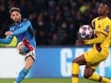 Barcelona sleept punt uit het vuur tegen Napoli