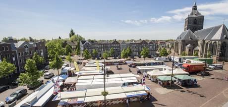 Oldenzaalse maandagmarkt terug naar Groote Markt