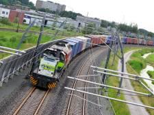 Wekelijks goederentreinen via Budel-Schoot van Hamont naar Weert
