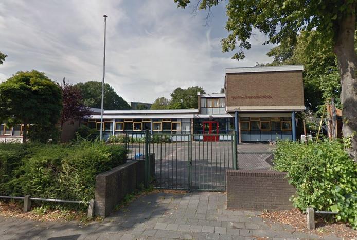 De Willem de Zwijgerschool in Hendrik-Ido-Ambacht.