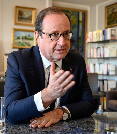 """François Hollande demande le retrait de la loi """"sécurité globale"""", pour """"l'honneur"""""""