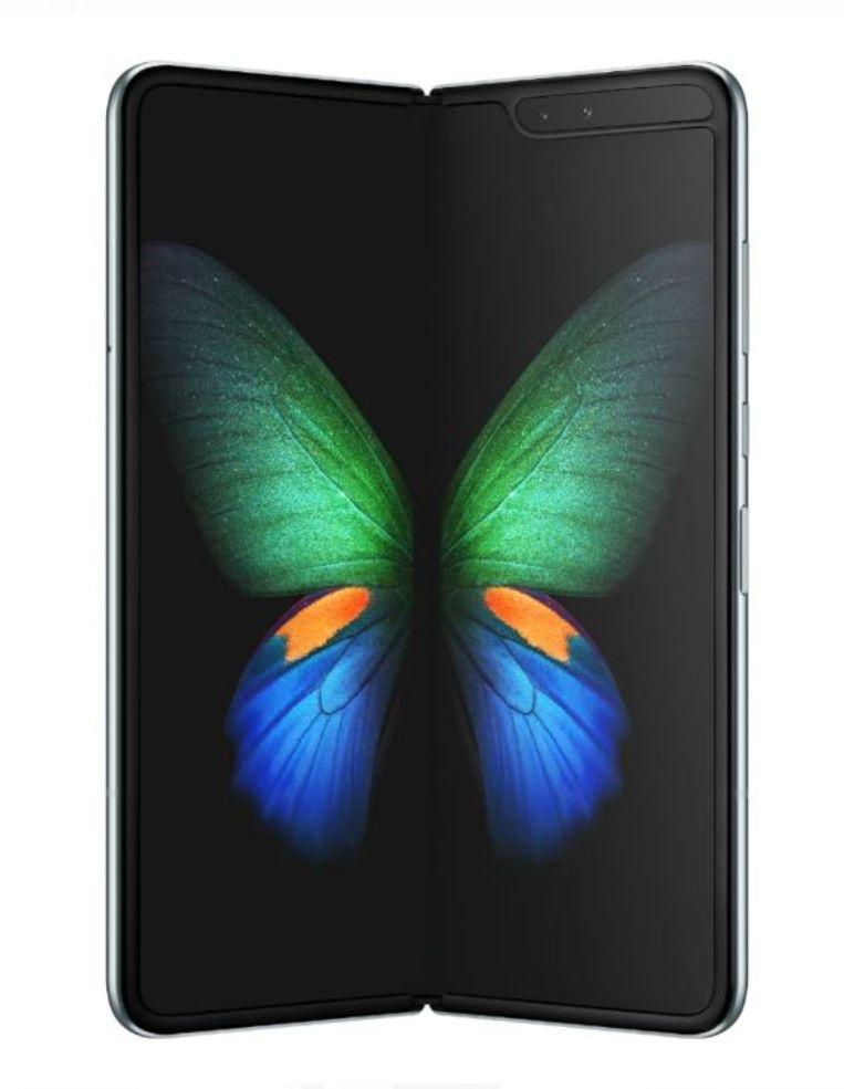 Samsung Galaxy Fold Beeld null