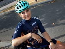 Brabantse Lieke (27) wint WK snelfietsen in Amerikaanse woestijn