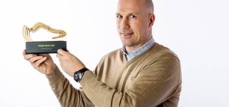Philippe Clément, entraîneur du Club de Bruges, élu Entraîneur de l'Année