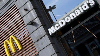 McDonald's wil dit jaar 10 nieuwe restaurants openen in België