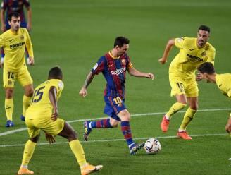"""Messi kijkt in de spiegel: """"Als ik fouten heb gemaakt, dan waren die enkel bedoeld om Barça sterker te maken"""""""
