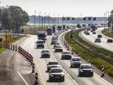 Afritten A1 Deventer-Oost en Lochem zijn komend weekend dicht