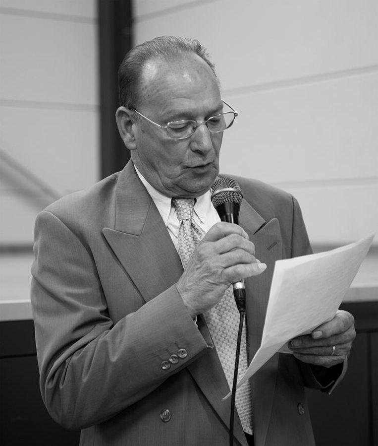 Herman De Bruycker overleed donderdag op 76-jarige leeftijd.