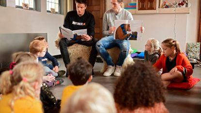 Club Brugge komt met kinderboek, Vossen & Vanaken lezen het voor