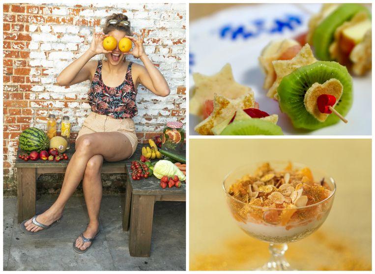 Met deze tips en recepten van Sanne Mouha wordt fruit eten kinderspel, zélfs voor notoire en/of volwassen haters.
