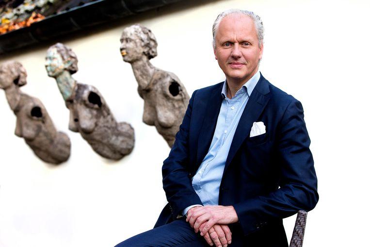 Jop Ubbens krijgt een adviserende rol, was voorheen directeur van Christie's Nederland. Beeld ANP Kippa