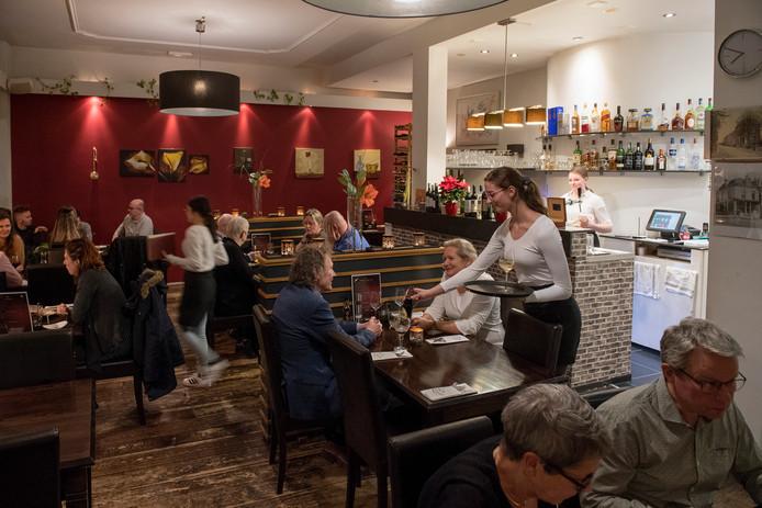 Restaurant Al Orzaal in Rhenen.
