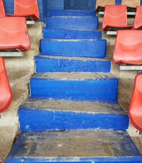 Waarom tribune FC Den Bosch is gesloten? Vooral om trappen