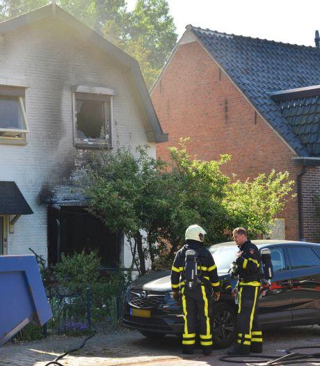 Gewonde bij uitslaande woningbrand door gaslek in Breda