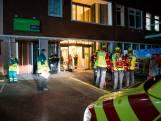 Bewoners gewond bij brand zorgcomplex Rotterdam-IJsselmonde