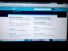 Burgers verdwalen op gemeentelijke websites