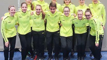 Eén Belgisch kampioen, drie vice-Belgische kampioenen en brons voor Recrean Skippers Oudenaarde