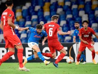 LIVE (15u). Kan Napoli met Mertens knallen tegen Benevento?