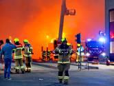 Brandweer: Geen gevaarlijke stoffen vrijgekomen bij brand Dordrecht