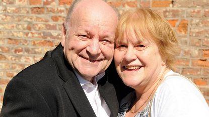 Michel en Stephanie zijn 50 jaar gehuwd