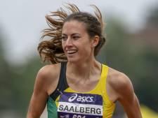 Vessemse Eveline Saalberg Nederlands kampioene 400 meter horden