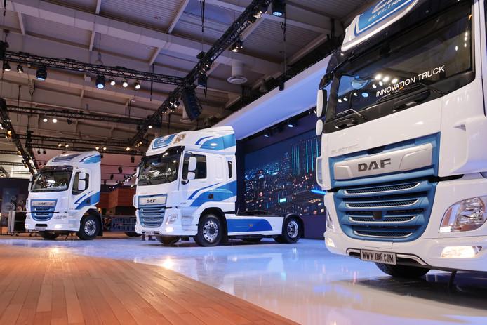 Veel innovatie in de huidige trucks van DAF was al zichtbaar in het Dafinci-project, dat in 1986 op de RAI-Trucksalon werd getoond.