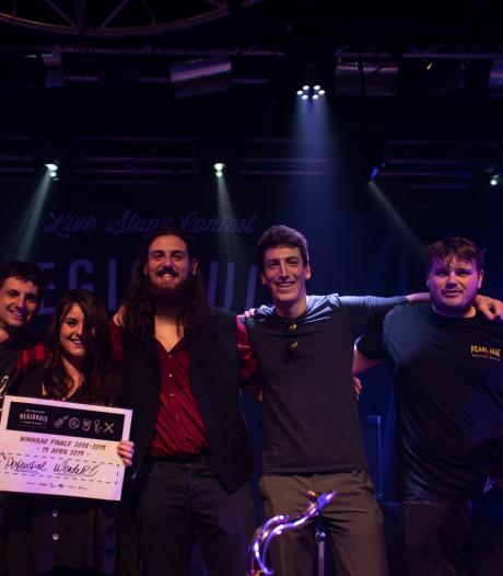 Potential Wonder steelt de show tijdens finale RegioRuis