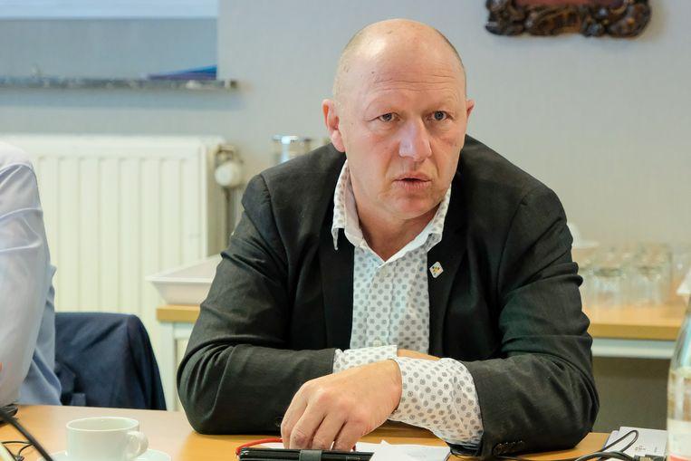 Burgemeester Hans Bonte - Vilvoorde