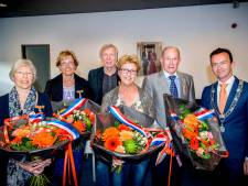 18 lintjes in Maas en Waal