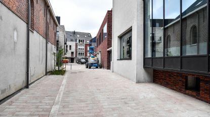 Gebouwen Lokale economie en milieudienst worden omgevormd tot fietsenstalling