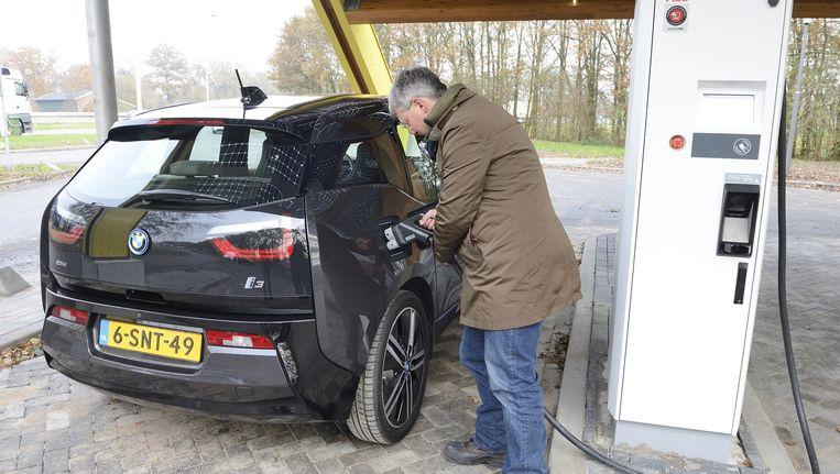 Meer Groene Laadpunten Voor Auto S Door Europa De Volkskrant