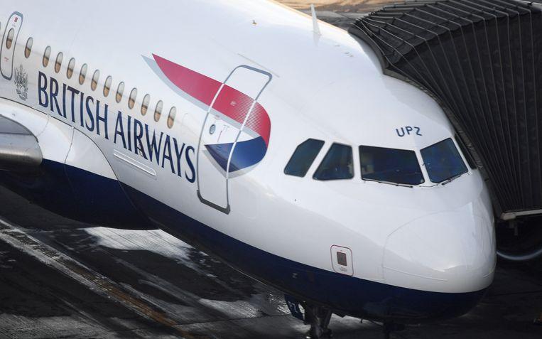 De storing trof vooral British Airways.