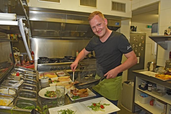 Chef-kok en tevens bekend DJ Stef van Dongen gaat dit jaar bewust niet stemmen.
