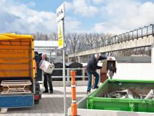 Milieustraat Oosterhout gaat vaker open
