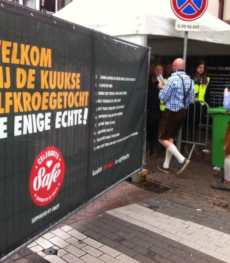 Politie Haaglanden vraagt advies bij Kroegetocht