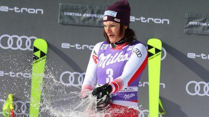 Siebenhofer triomfeert in Cortina d'Ampezzo ook in tweede WB-afdaling - Kriechmayr is de beste in Wengen
